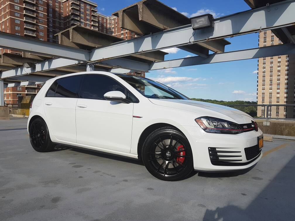 "Poll: 18"" or 19"" Black OZ Ultraleggera - GOLFMK7 - VW GTI ..."