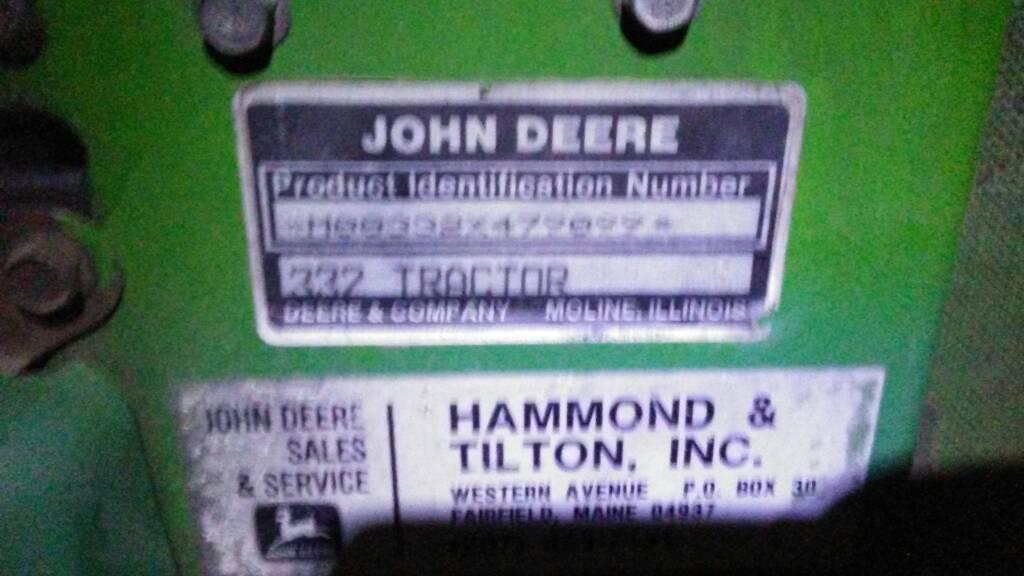 25+ John Deere Yanmar Engine Serial Number Pics - FreePix