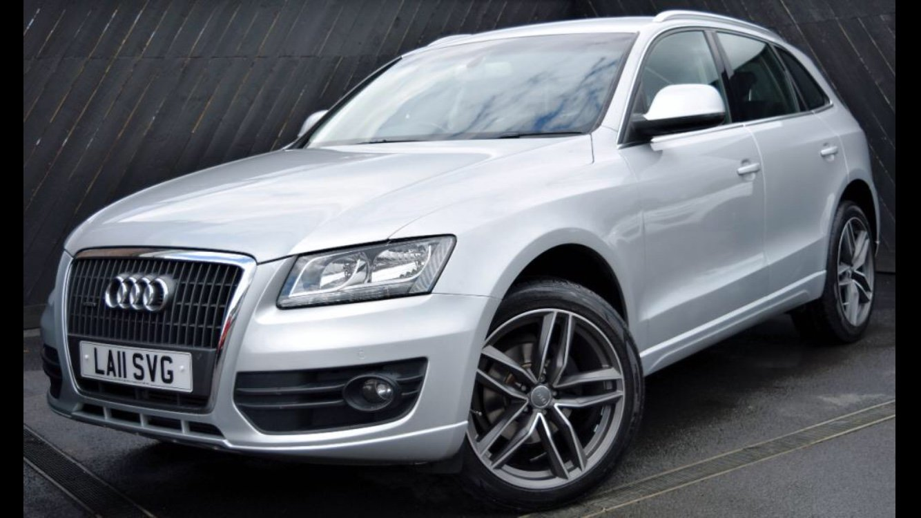 Q5 - Audi Q5 wheels. | Audi-Sport.net