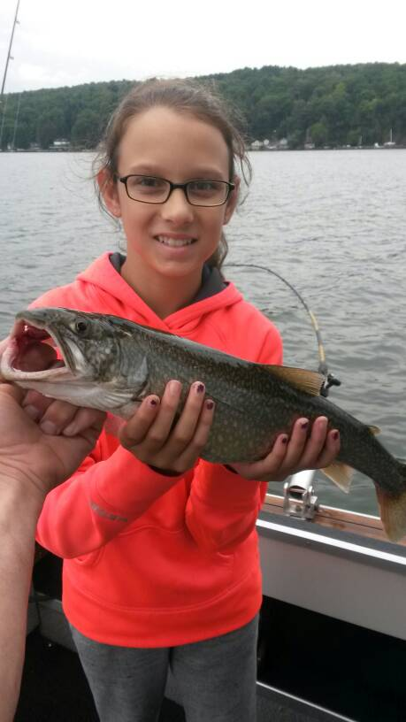 Cayuga 7 30 finger lakes discussion lake ontario for Finger lakes fishing report