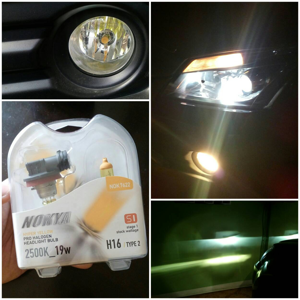 H11 And H16 Fog Lights Bulb Page 3