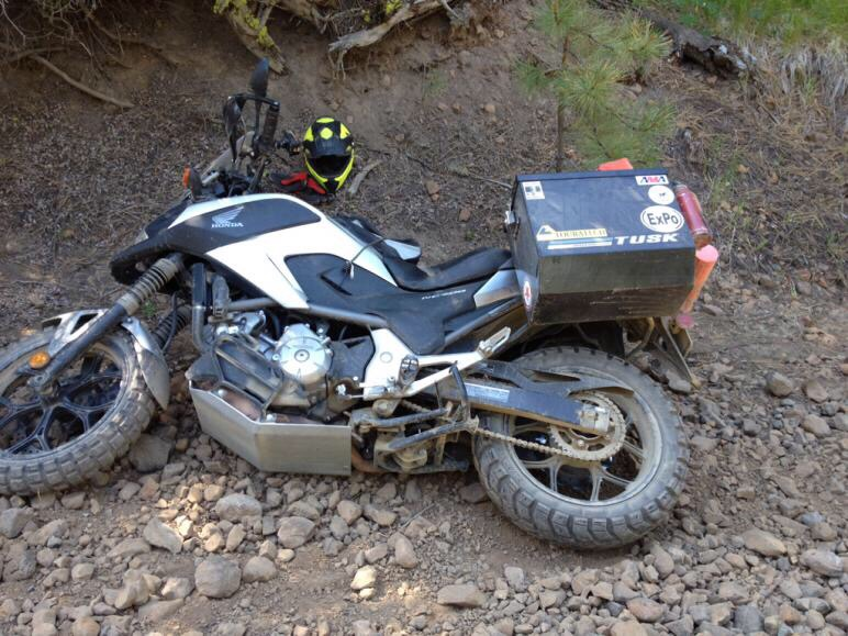 Owners Chat (with pics!): Honda NC700X   Page 128 ...