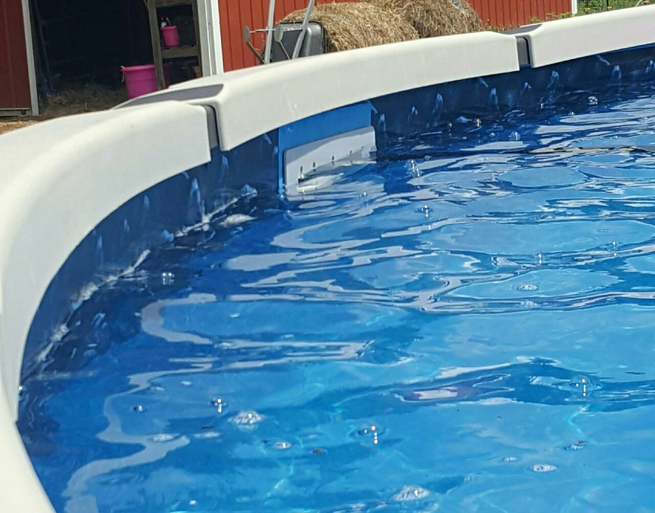 Brand new pool owner messed up installation for New pool installation