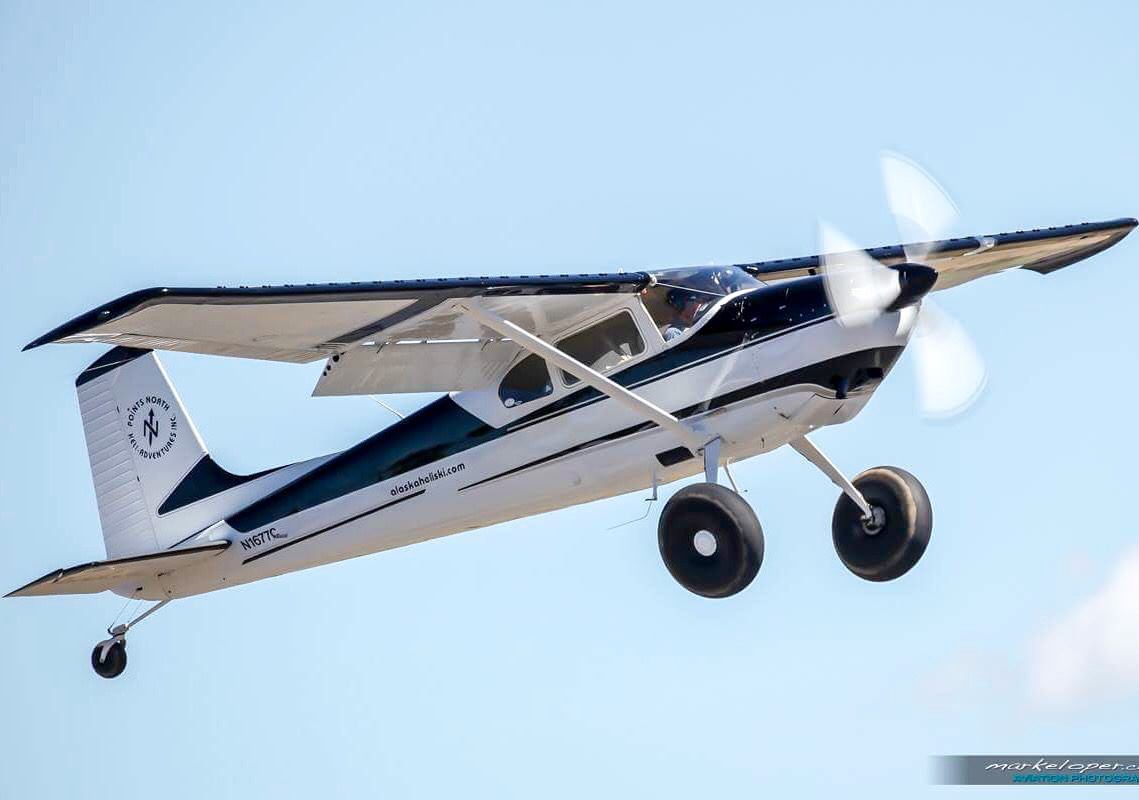 The Big Cessna 180 / 185 Empty Weight Thread - Page 2 of 3