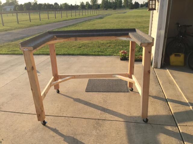 Creative Homemade Hoist For Hardtop Jeep Wrangler Forum
