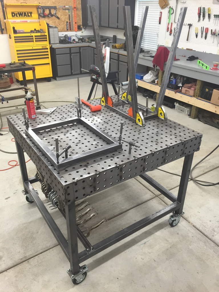 Certiflat Welding Table From Weldtables Com Expierences