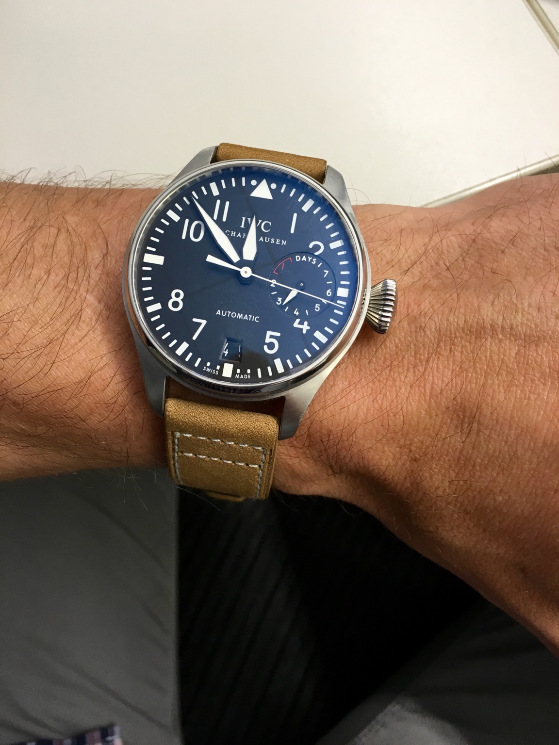 Iwc Big Pilot Quality