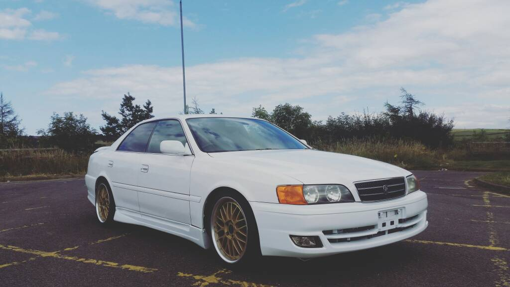 toyota chaser jzx100 factory manual import driftworks forum rh driftworks com Japanese Toyota Chaser Twin Turbo Toyota Chaser