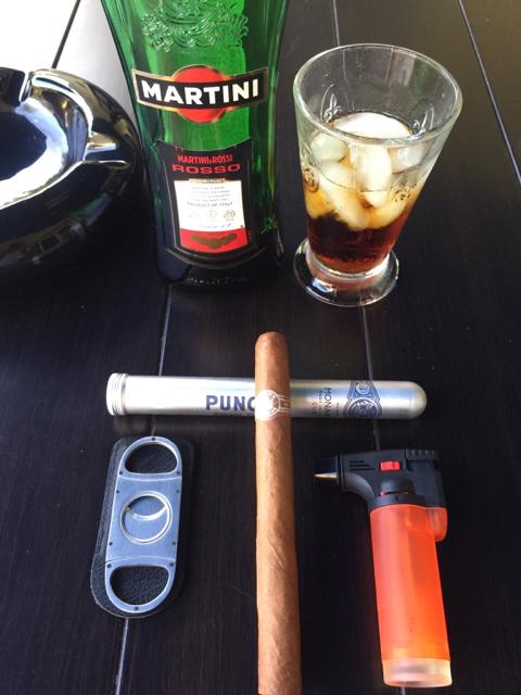 Punch Cigar Brand - Thompson Cigar