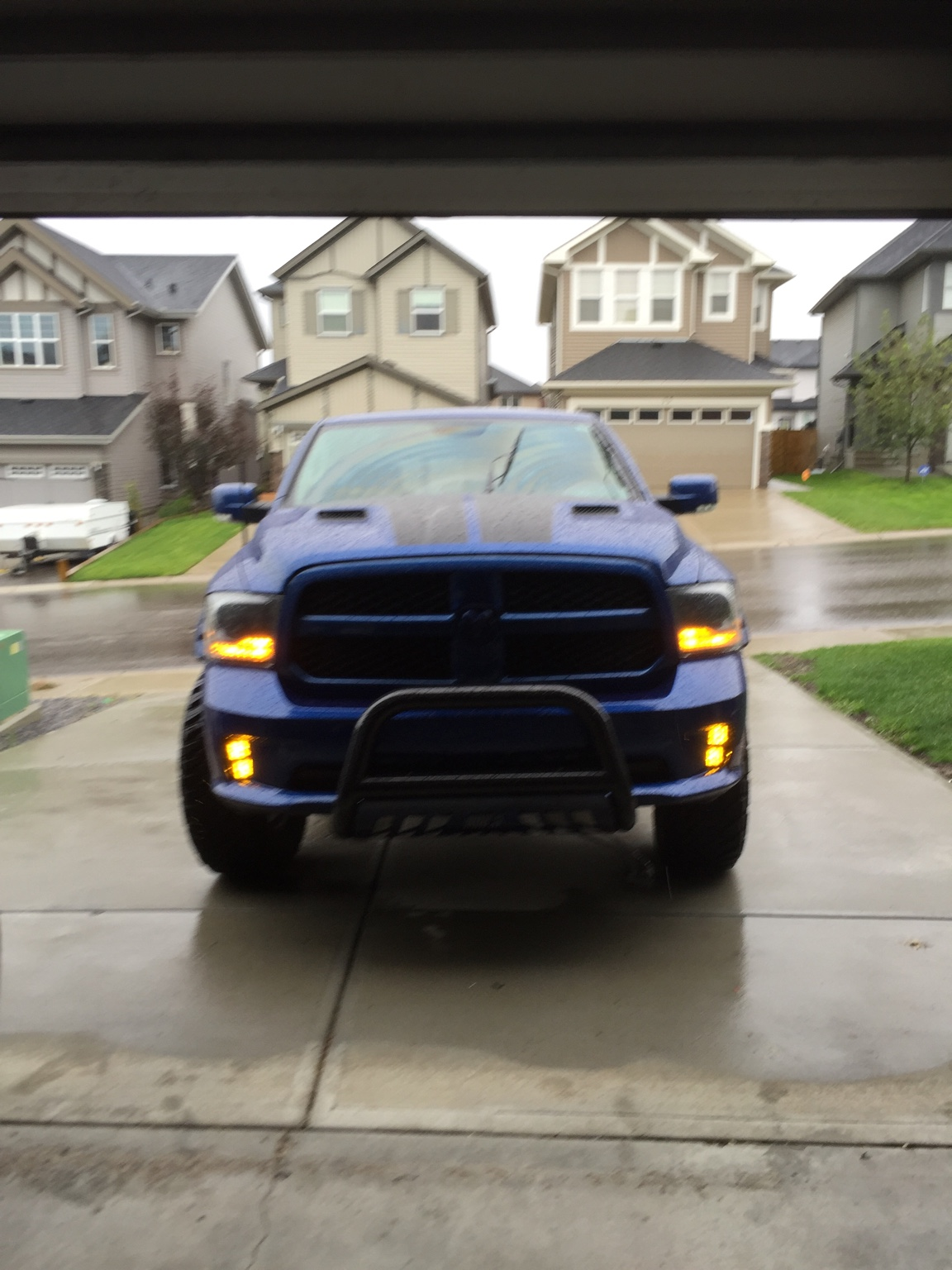 2014 Ram 1500 Fog Light Led Pods Dodge Ram Forum