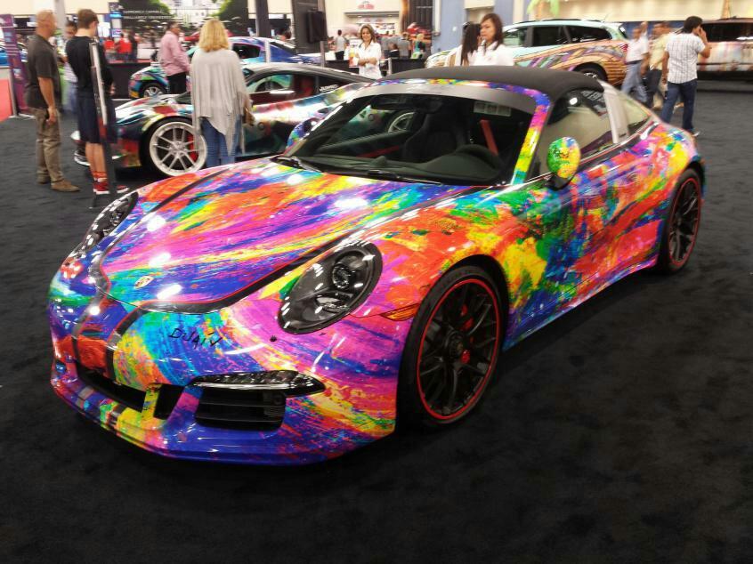 The Worst Porsche Color Combo The Chicago Garage