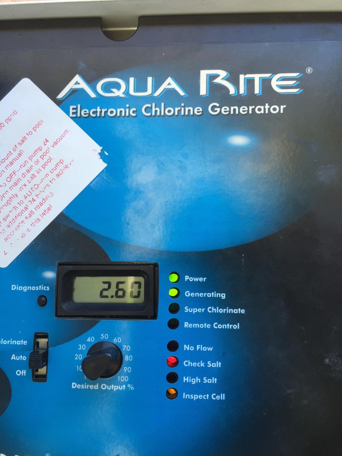 My Aquarite Is Gone Crazy