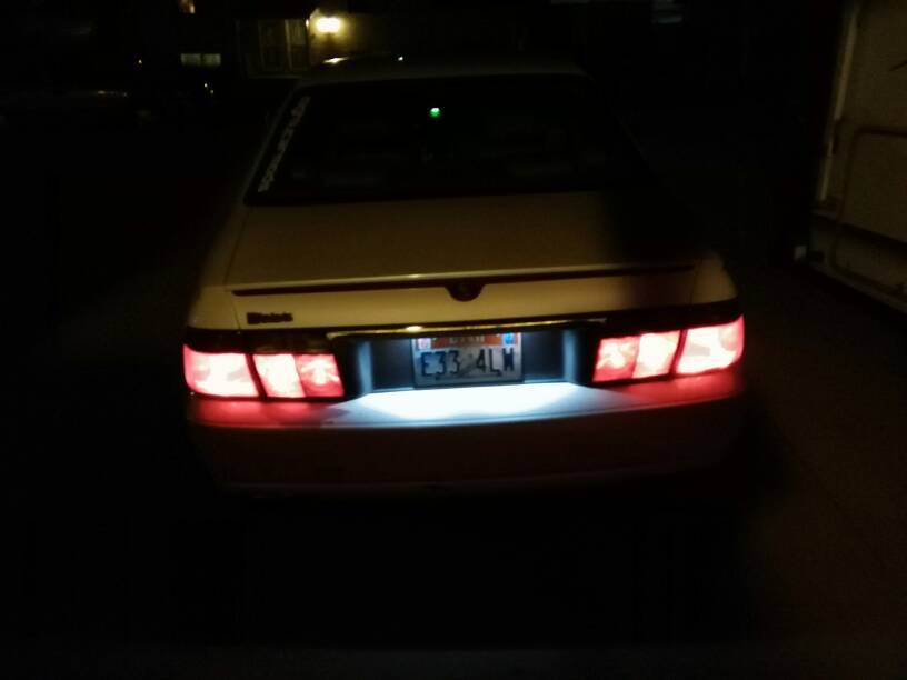 99 Sts Tail Light Wiring