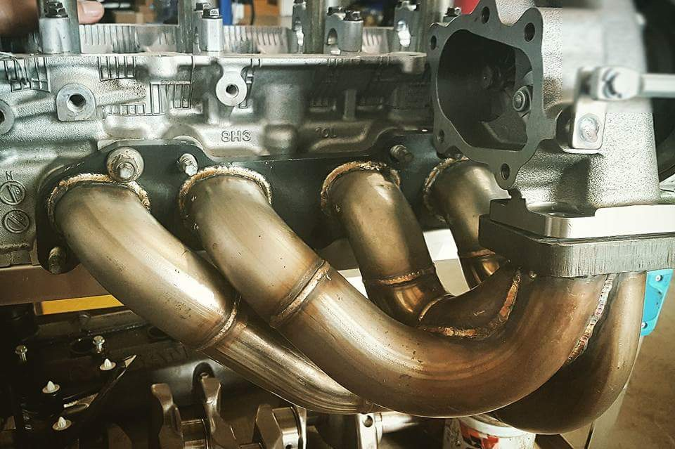 QR25DE 2JR Low Boost Turbo Kit
