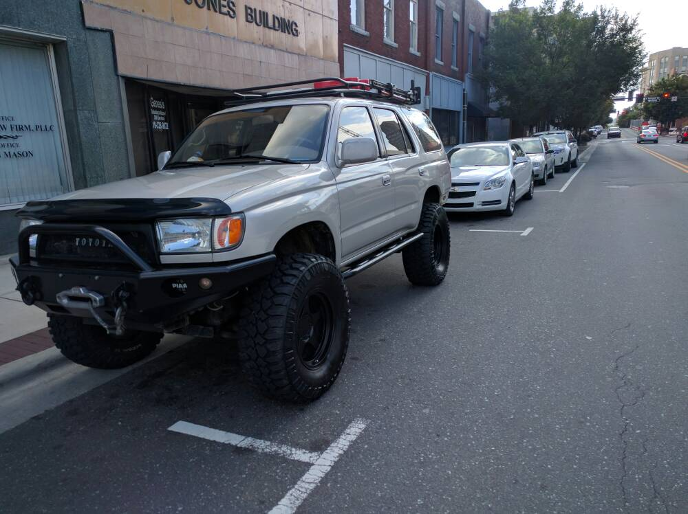 Official 3rd Gen 4runners On 35 S Pic Thread Page 32