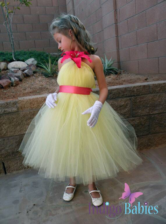 Пышные юбки для девочки своими руками