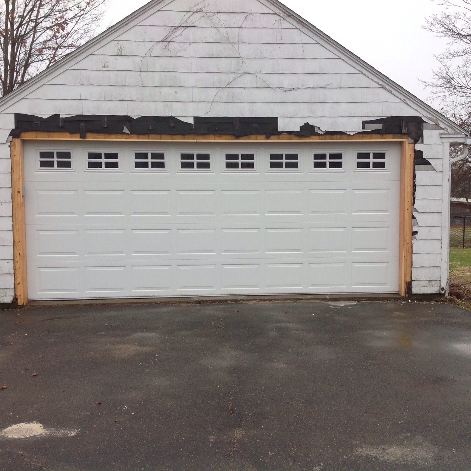 28 17 foot wide garage door decor23
