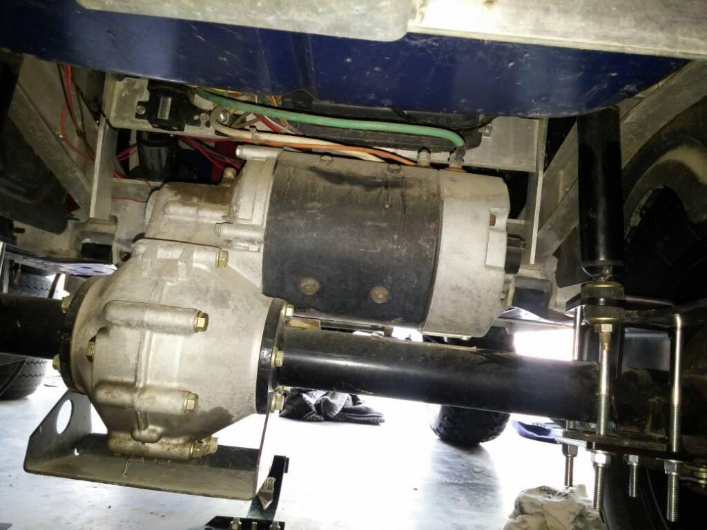 Golf cart troubleshooting electric golf cart repair faq for Golf cart motor repair