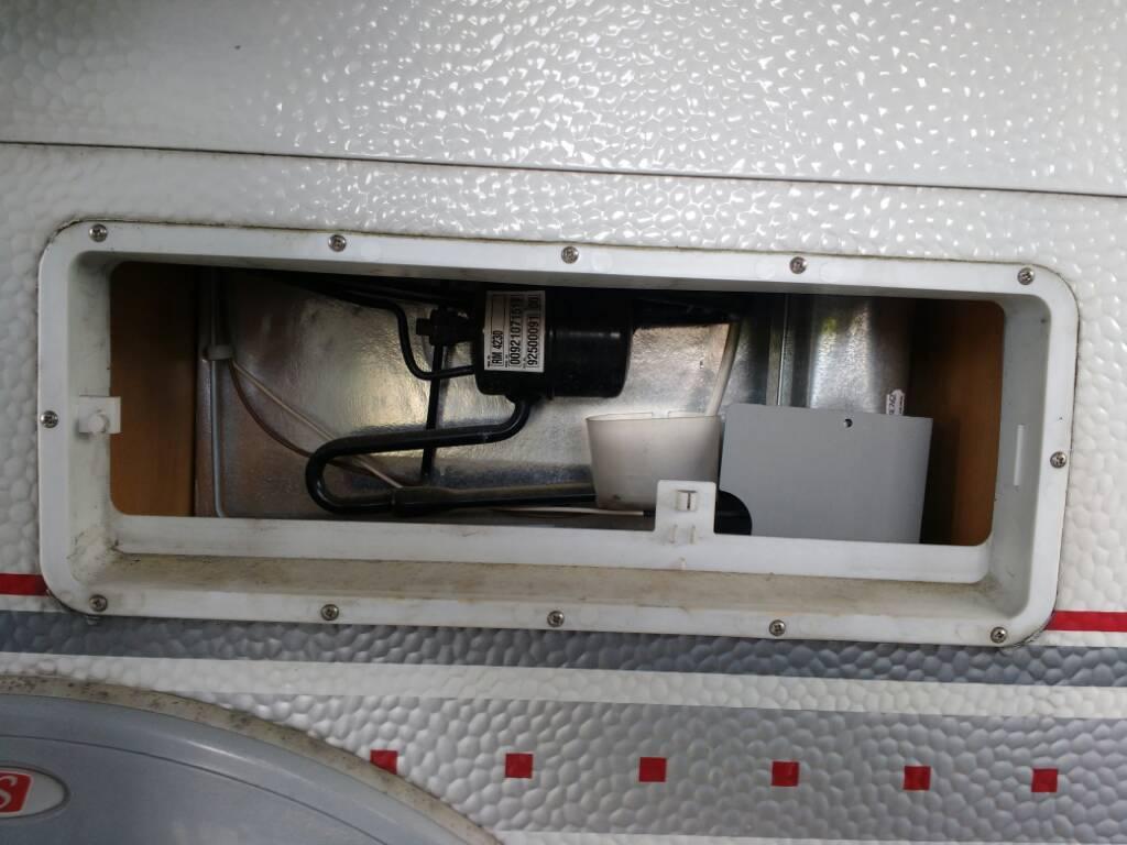 Hersteller des Kühlschranklüftungsgitters gesucht - Sterckeman ...