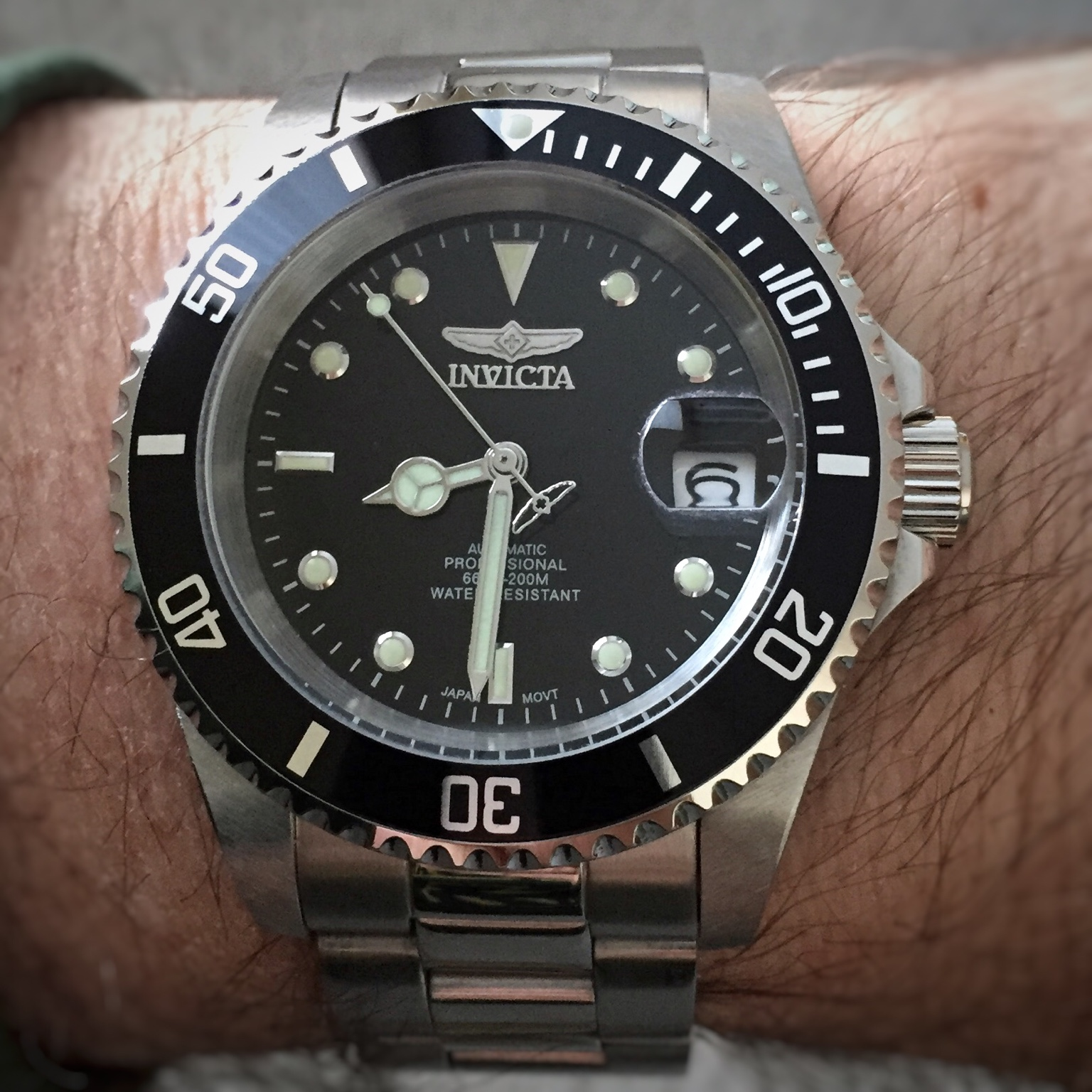 The much hated Invicta Submariner Homage Watch , Page 2