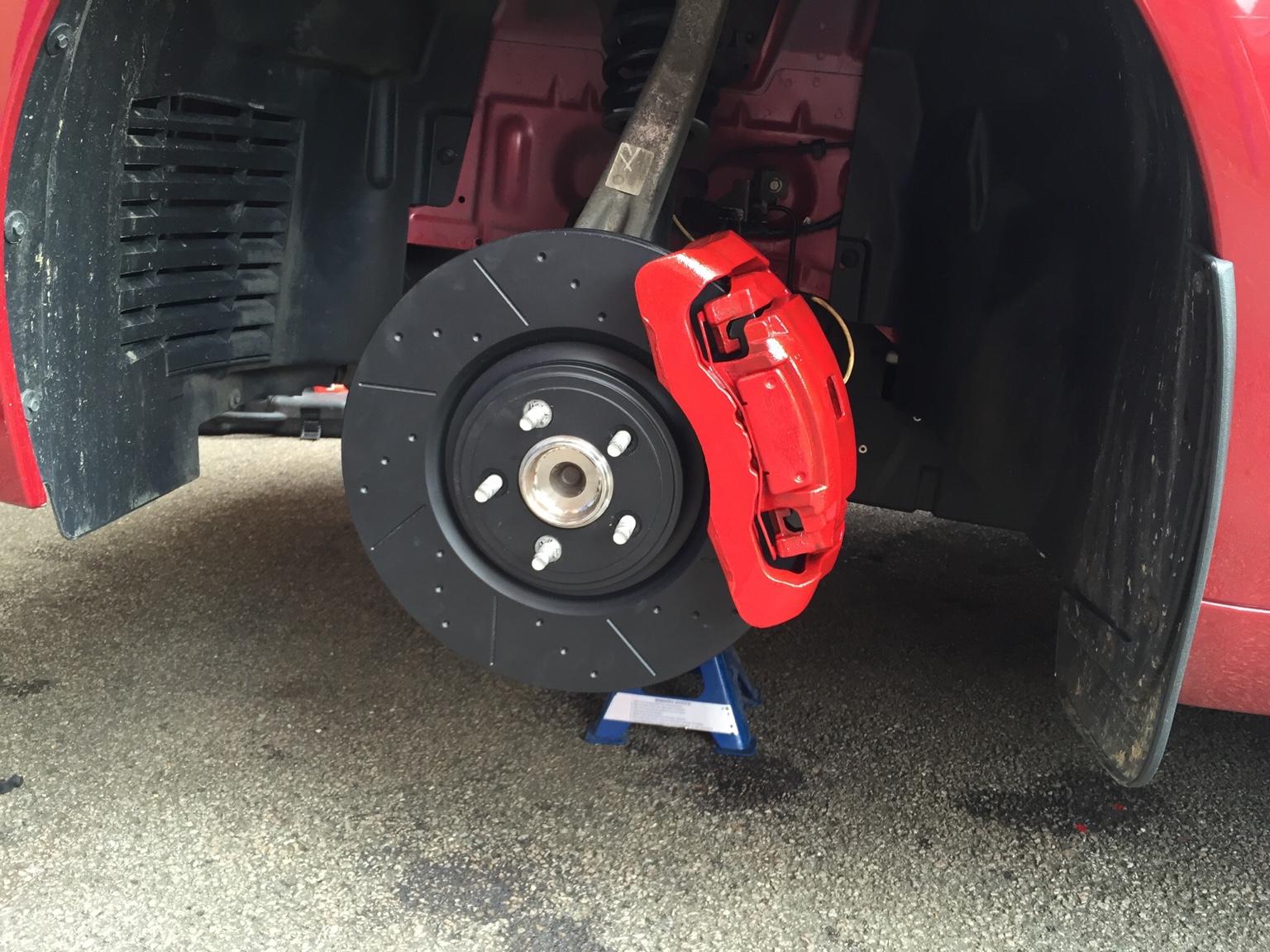 Changing the rear brake disks [Archive] - Jaginfo - Jaguar Forum
