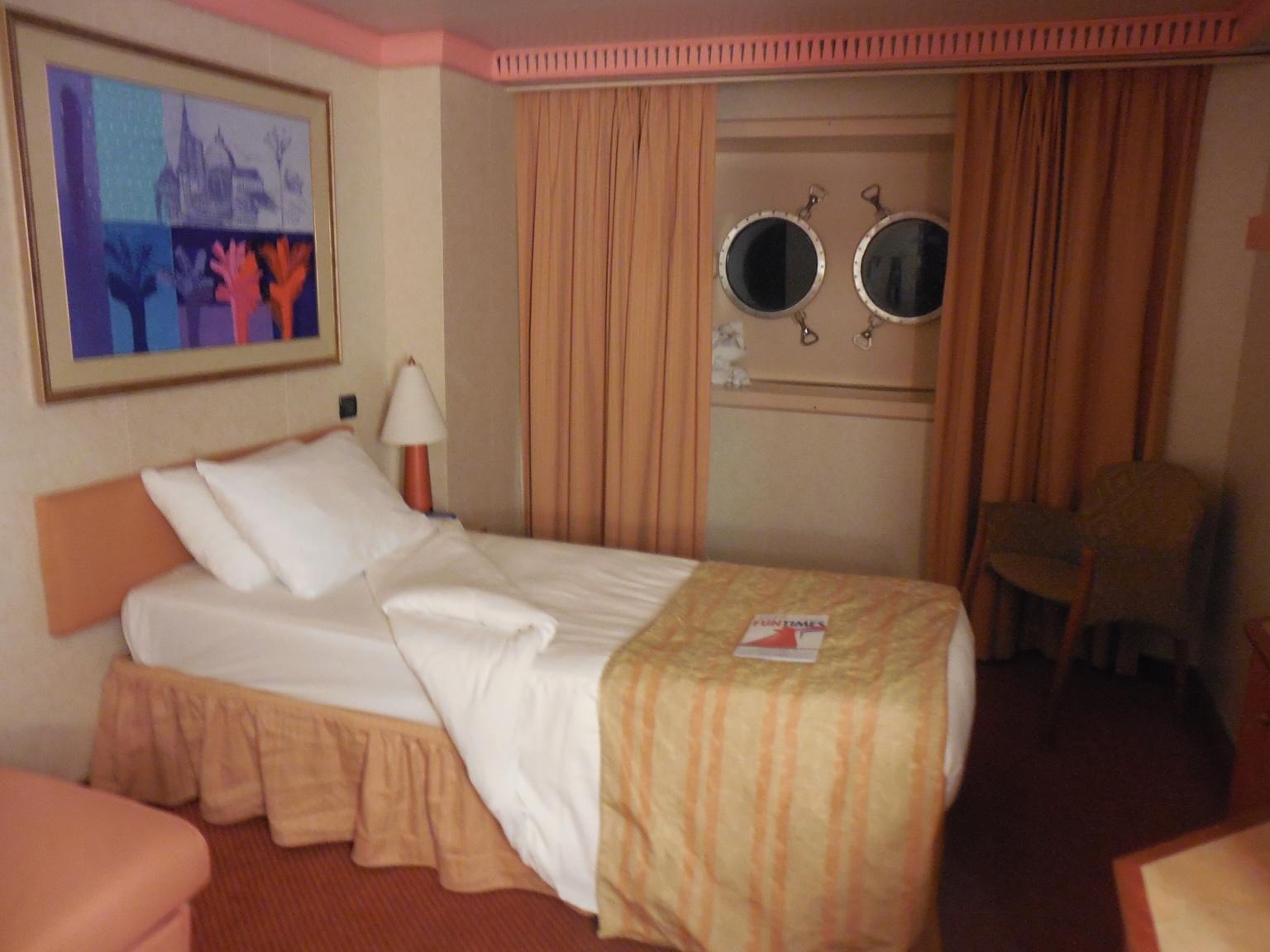 Carnival swinger cruise 2007 december