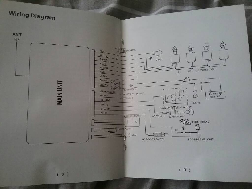 Wiring Notes Or Diagram For Polo 9n