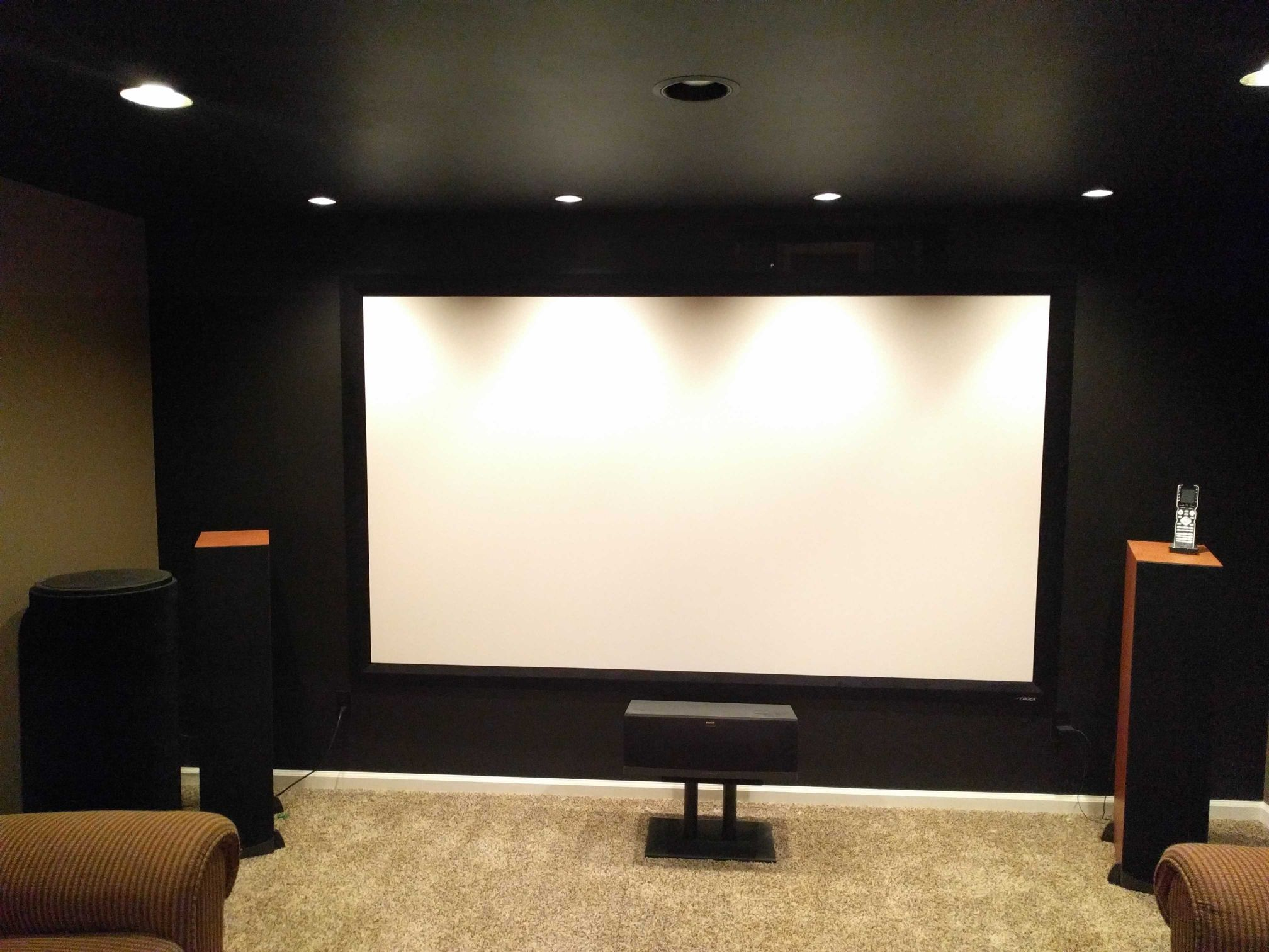 best choice for front wall treatments - AVS Forum | Home Theater ...