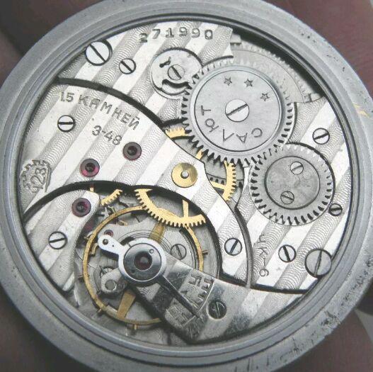 Relojes Calibre Del Rolex 616Los La Evolución Rusa Cortebert 9EHWD2I