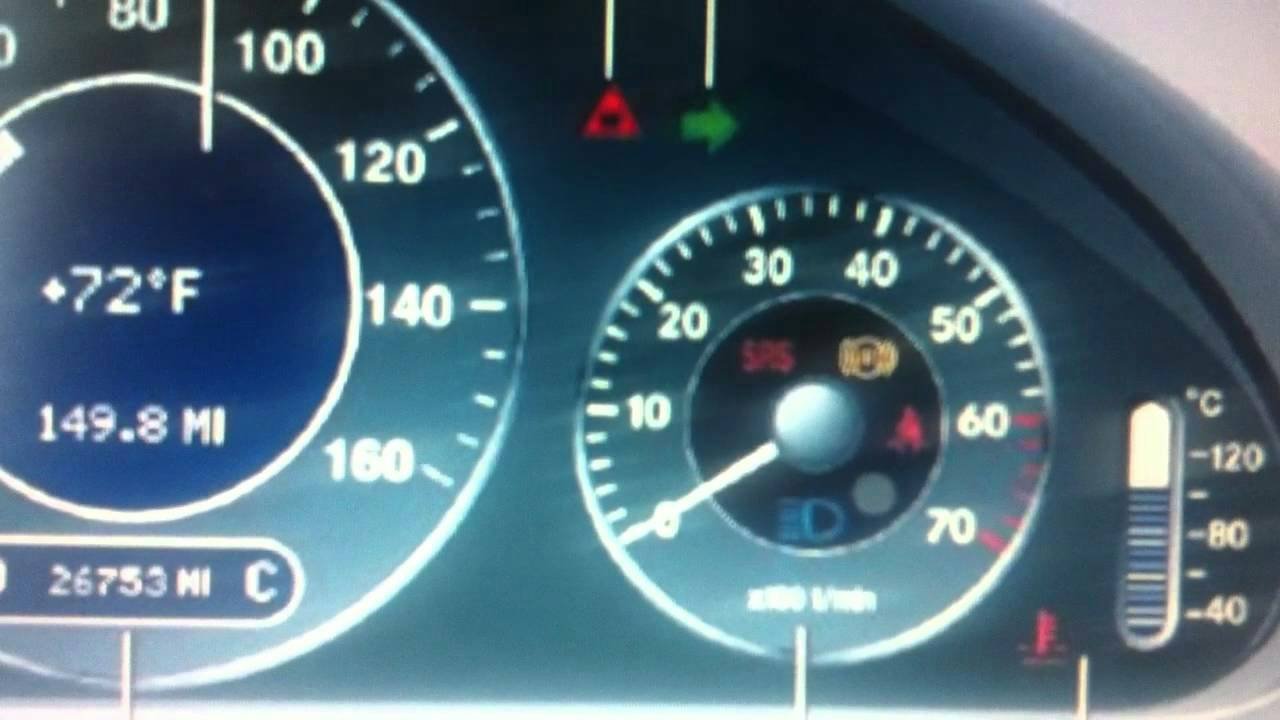 Intelligent Lights Mercedes Benz