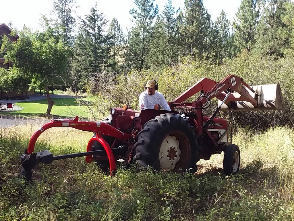 Ford Post Hole Digger Parts : Post hole digger mytractorforum the friendliest