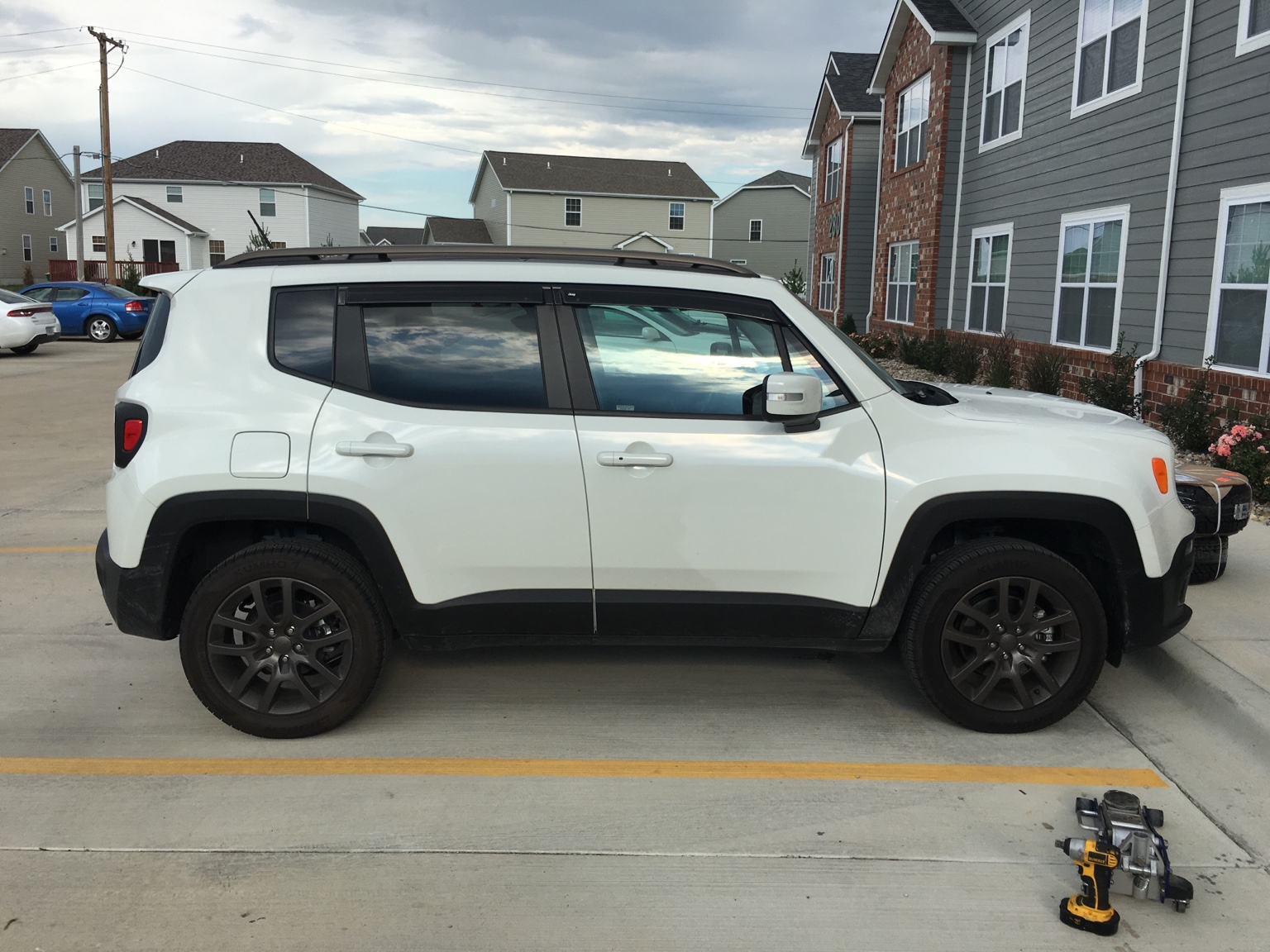 Jeep Renegade Forum Something Different Mb 14 Wheels