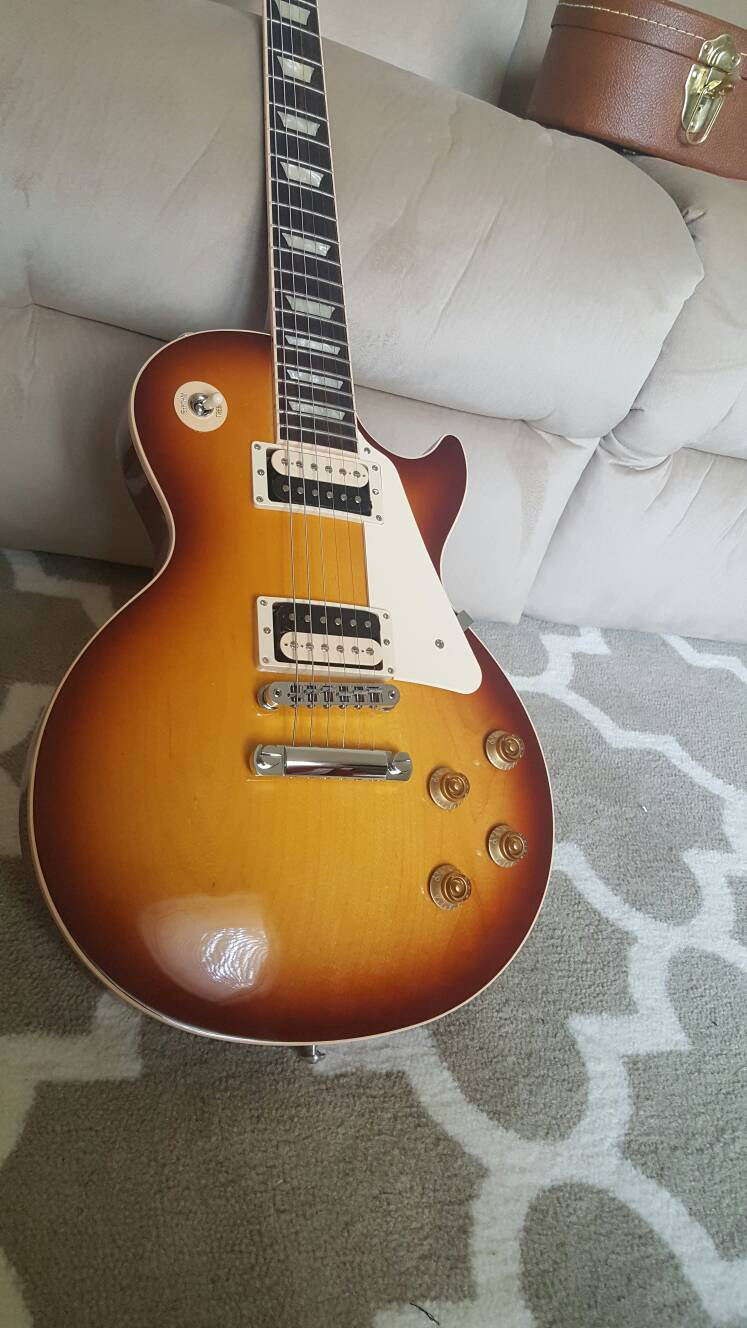 Ngd gibson les paul traditional pro iv pushpush for all sorts of wiring options im extremely happy with it coming with locking tuners and being full gloss unlike the other traditional pro cheapraybanclubmaster Image collections