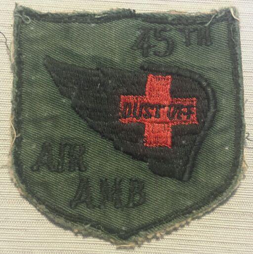 Flight Jacket Patches