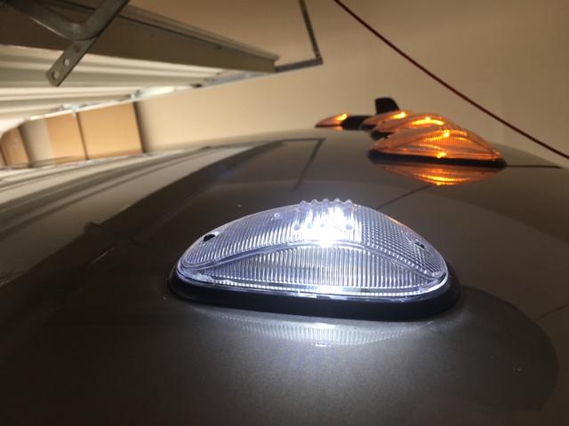 lighting n auto trailer clearance marker lights b princess light en
