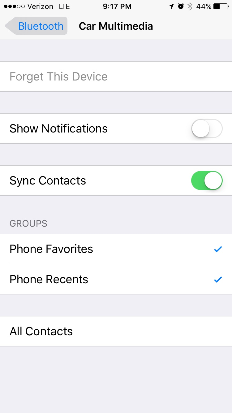 how to get my iphone to read text messages