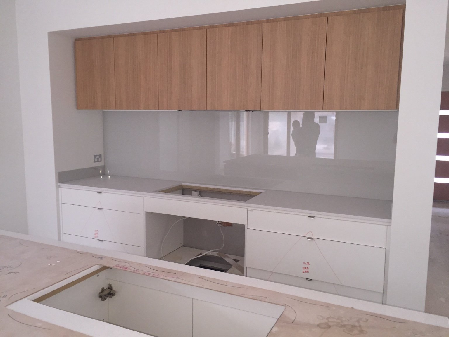 Our build- Henley, Monaco lux 2 in bayside Melbourne KDR