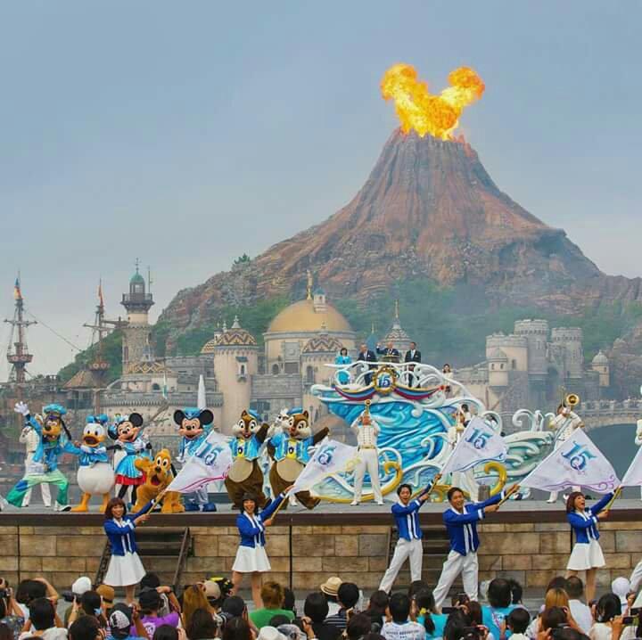 Tokyo Disney Resort - Notizie Aad3111534f3cd75d3e6e5cb8e55e84a