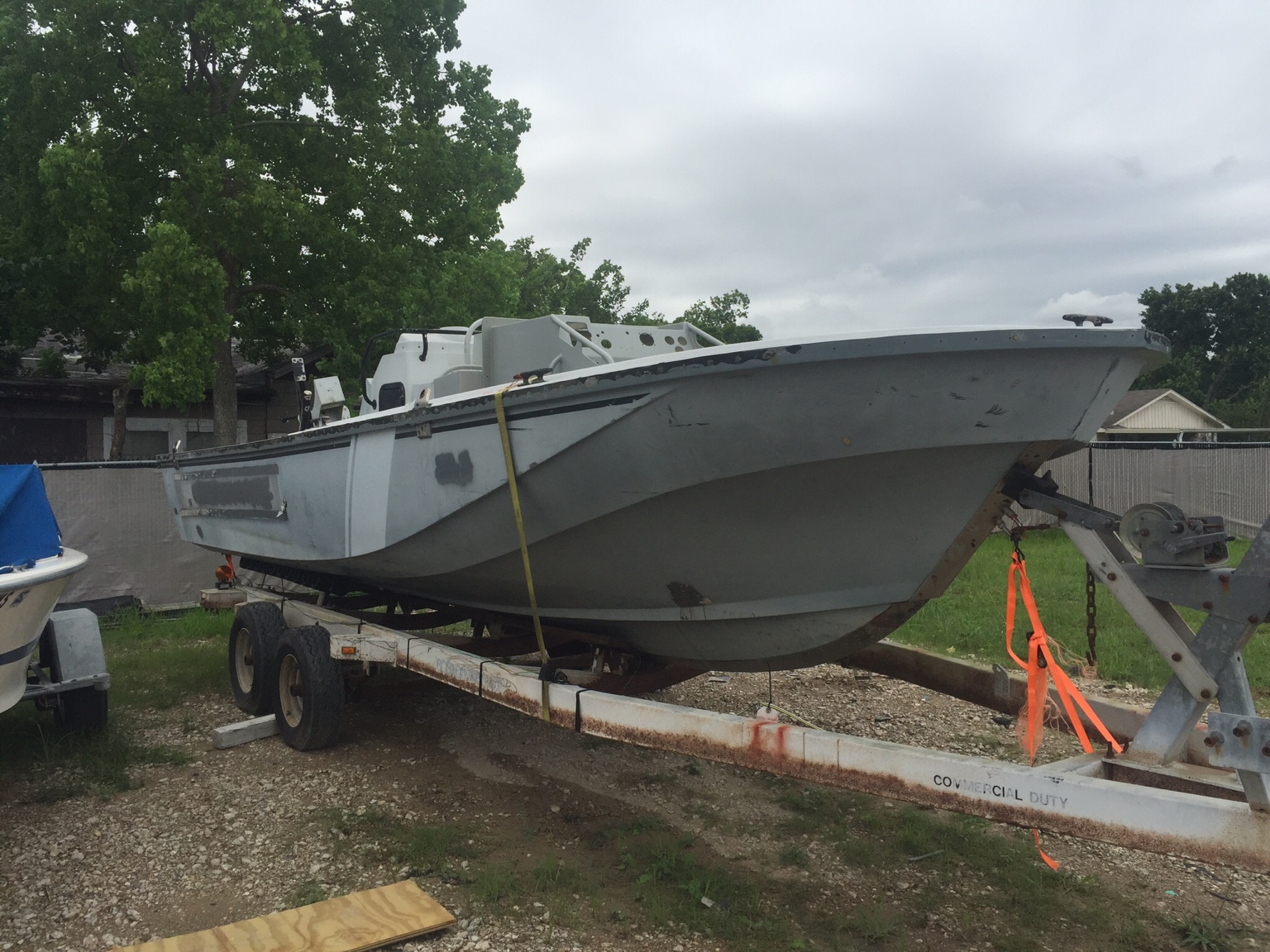 New boat - 25' Boston Whaler Guardian - TexasBowhunter com