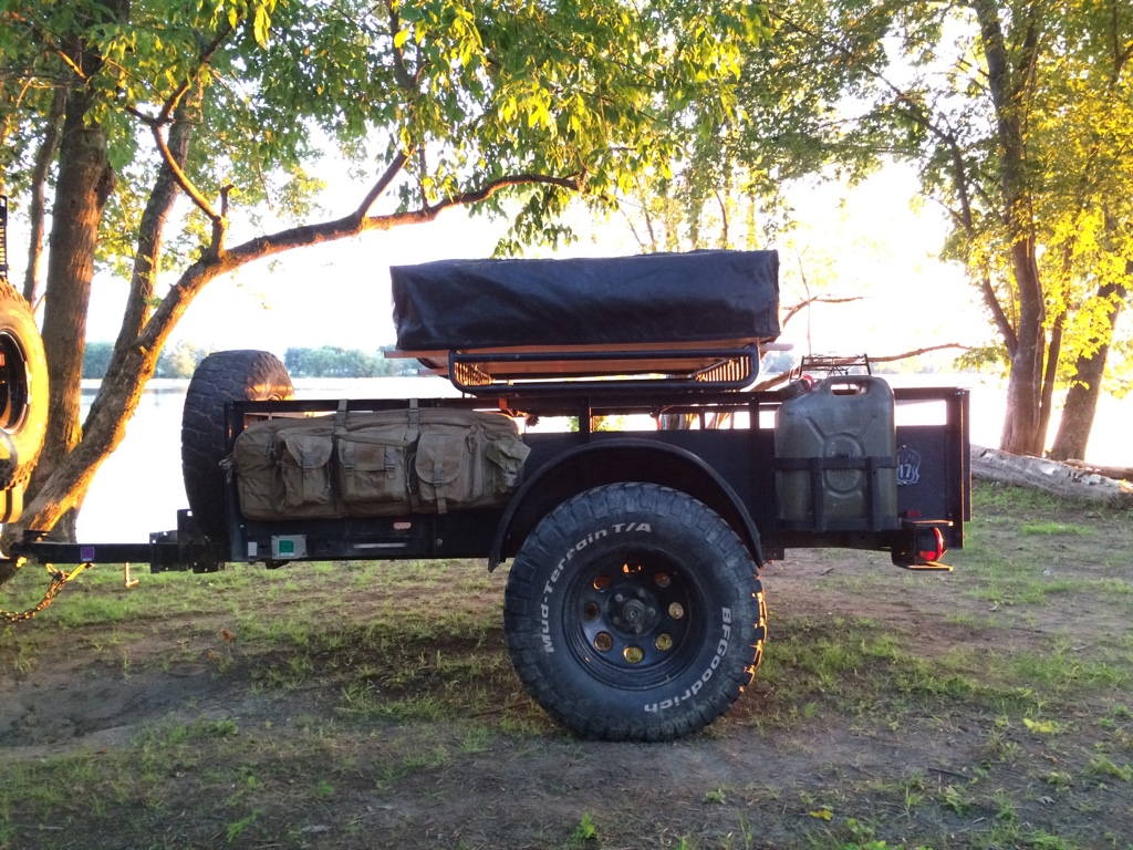 & Smittybilt Overland XL RTT-New product. [Archive] - Expedition Portal