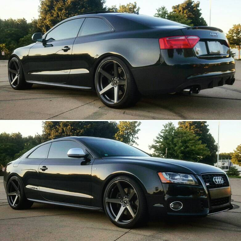 official b8 a5 s5 rs5 aftermarket wheel gallery   page 42