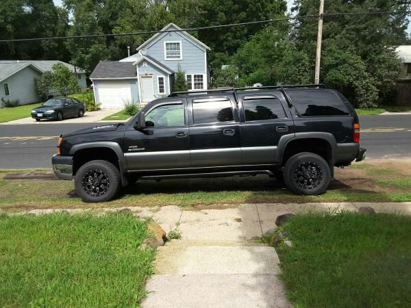 Chevy and gmc duramax diesel forum 6 door suburban duramax for 10 door suburban