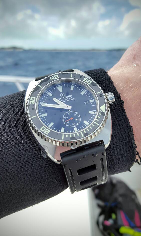 luxury dive watches anyone else see them as less than