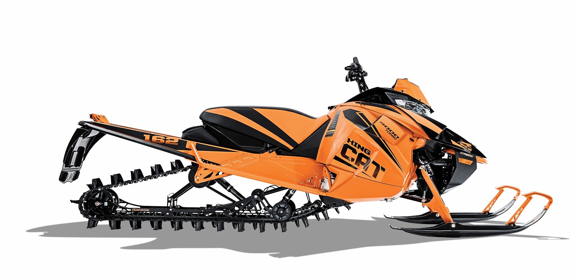 Introducing the all new king of the mountain coming dec 2016 kingcat turbo from arctic cat snowmobiles