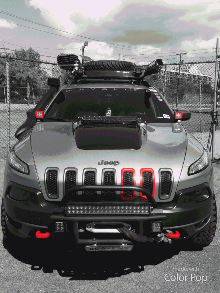 2016 Jeep Patriot Accessories >> Billet Silver Jeep Cherokee Picture Thread - Page 12 ...