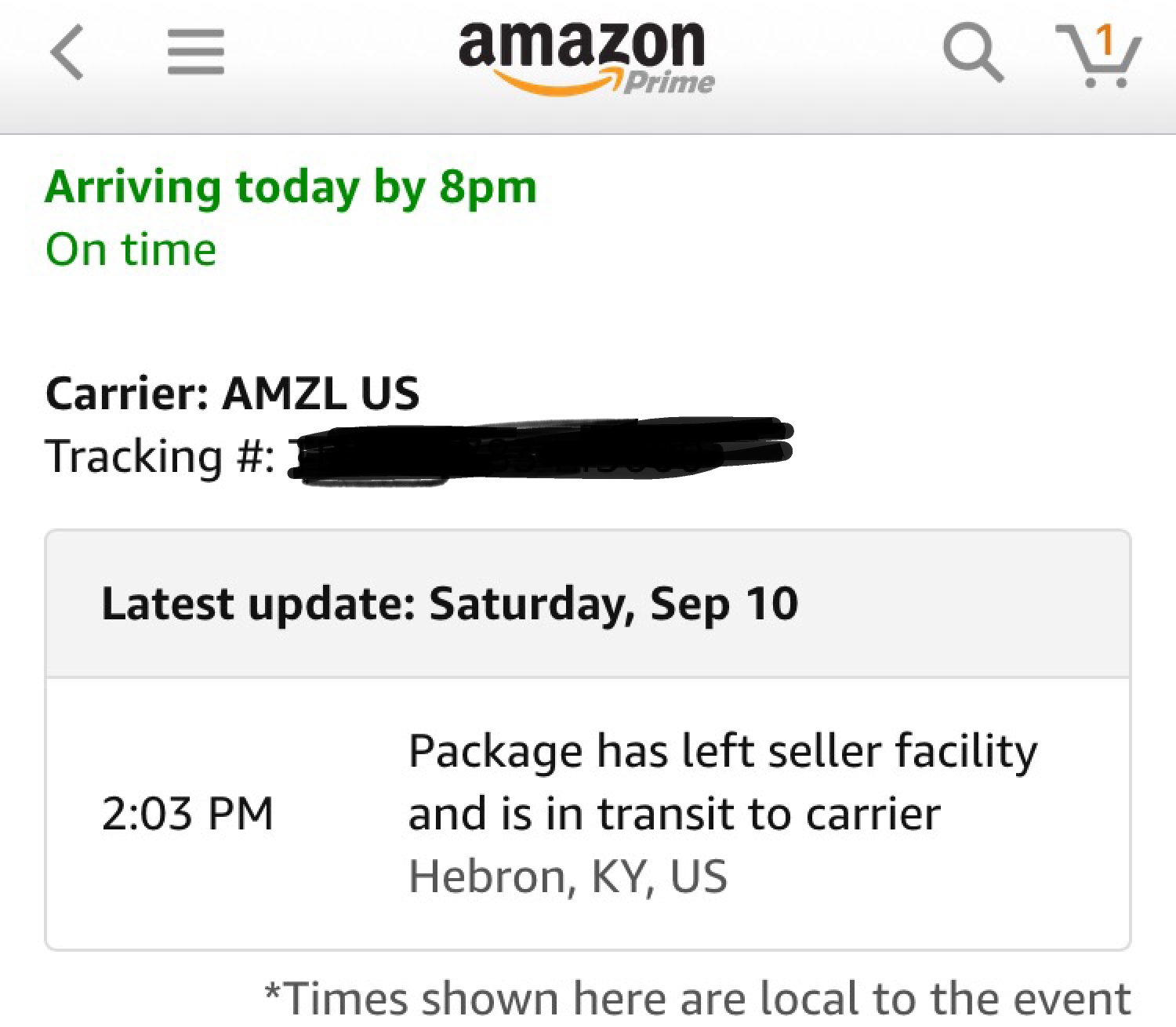 dumb question about amazon shipping page 2