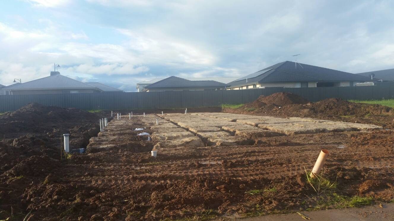 Building the Turin with Simonds in SA
