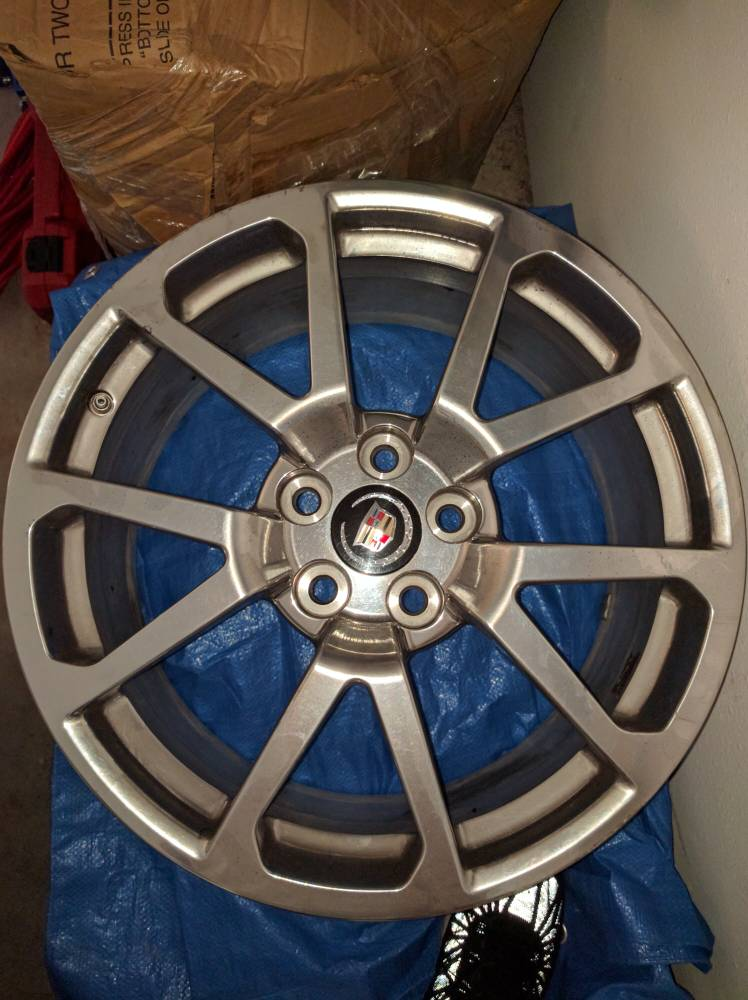 Cadillac Cts V Coupe Wheels Pontiac G8 Forum G8 Forums