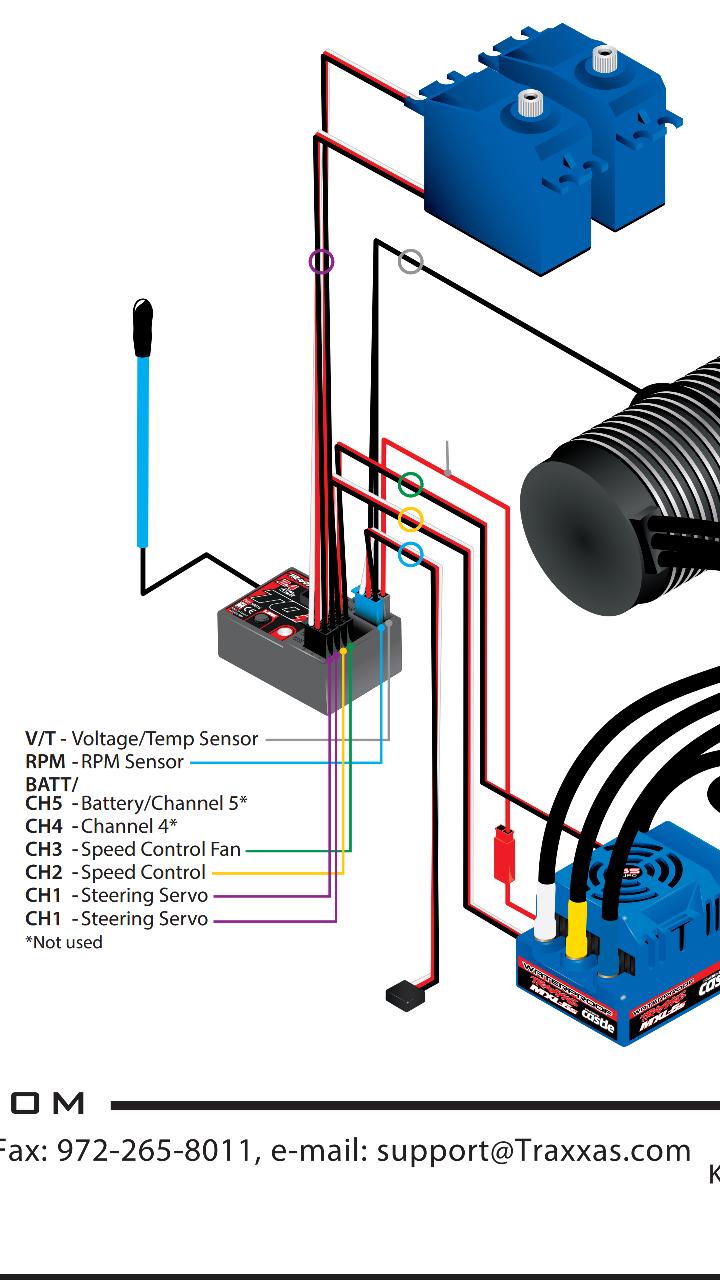 Traxxas Stampede Wiring Diagram Traxxas Jato Parts Diagram • Hostessy.co