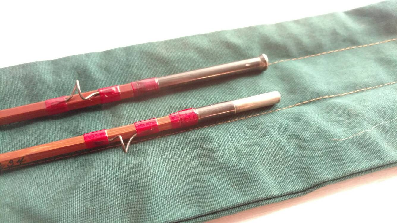 Rods for sale epic fenwick orvis bamboo and an for Fly fishing rods for sale